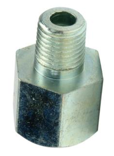 "Reducer, from 3/8"" Male to 1/4"" Female 10000 PSI"