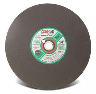 12 x 5//32 x 1 CGW resin bonded cut off wheel blade for stone and concrete