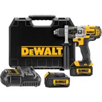 DeWalt DCD985L2 20V Max Lithium Ion 3-Speed Hammerdrill Kit 3.0H