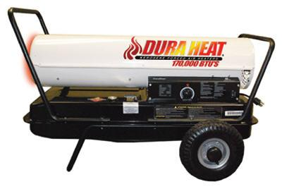 Dura Heat Dfa170cv 170 000 135 000 Btu Forced Air Kerosene