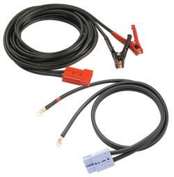 Goodall 12-400 30\' Jumper Cable Plug Kit, 4 Gauge | Lighting ...