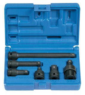 "3/8"" Drive 6 Piece Adapter/Extension Set"