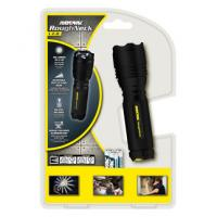 Grey Pneumatic RNT3AAA-B Roughneck 200 Lumen Tactical LED Flashlight