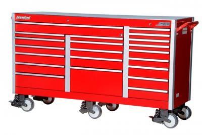 International SRB-7321RD Tool Box Super HD 21 Drawer Roller ...