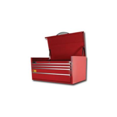 "Tool Box Super HD 4 Drawer Top Mechanic's Chest: 41-15/32 "" X 24-15/32"" X 22-3/4"" - Red"