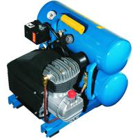 Jenny AM780-HC4V 2 HP 4 Gallon Contractor Twin Stack Air Compressor