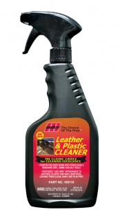 Leather & Plastic Cleaner, 22 Ounces