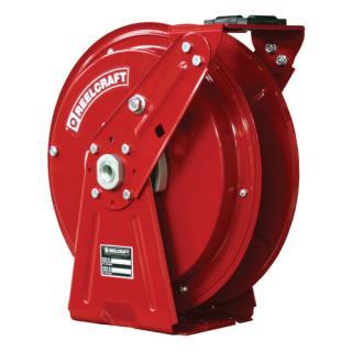 reelcraft dp7800 olp hose reel 12 x 50ft airwater wout hose 500 psi shop equipment hose reels empty reels smith tool u0026 supply llc - Hose Reels