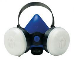 Professional Use Half Mask OV/N95 Respirator - Large