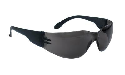 NSX Standard Clear Safety Glasses, Shaded Lens