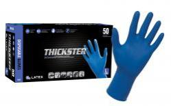 Thickster Latex Gloves Powdered - Large
