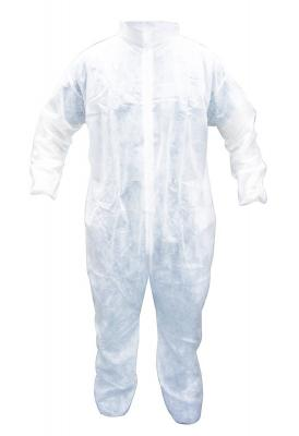 Polypropylene Disposable Coverall - XXXL