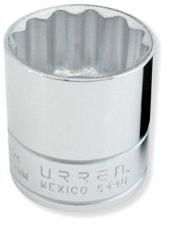 Metric Socket, 1/2 Drive, 12-Point, 22mm