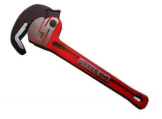 Urrea Professional Tools 8358 14 In Automatic Adjustable Pipe Wrench | Hand Tools | Wrenches | Pipe Wrench | Smith Tool u0026 Supply LLC  sc 1 st  Smith Tool u0026 Supply & Urrea Professional Tools 8358 14 In Automatic Adjustable Pipe Wrench ...
