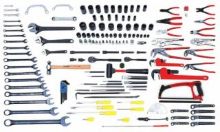 mechanical maintenance tools list pdf