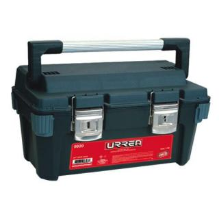 "20"" Plastic Toolbox with Metal Latches"