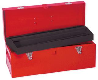 Metal Toolbox 20-1/16 Length, 7-7/8 Height