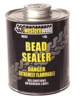 Western Weld BS32 Bead Sealer, 32 Oz (1 Qt) | Tire & Wheel ...