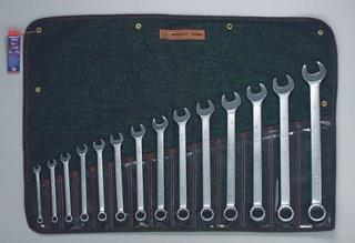 "14 Pc. Combination Wrench Set 3/8"" - 1-1/4"" 12 Pt."