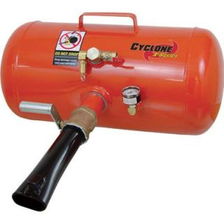 Cyclone X Series Bead Seater, 8 gallon